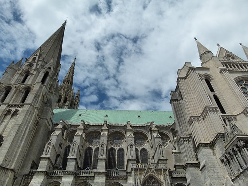 Chartres | by Claudecf