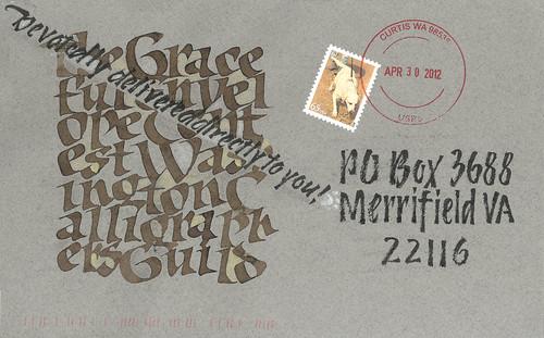 Margi Long Curtis Wa Washington Dc Calligraphers