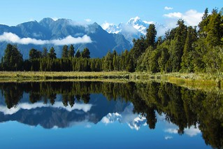 Lake matheson | by son_74