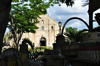 A glimpse of Paoay Church | by BlauEarth