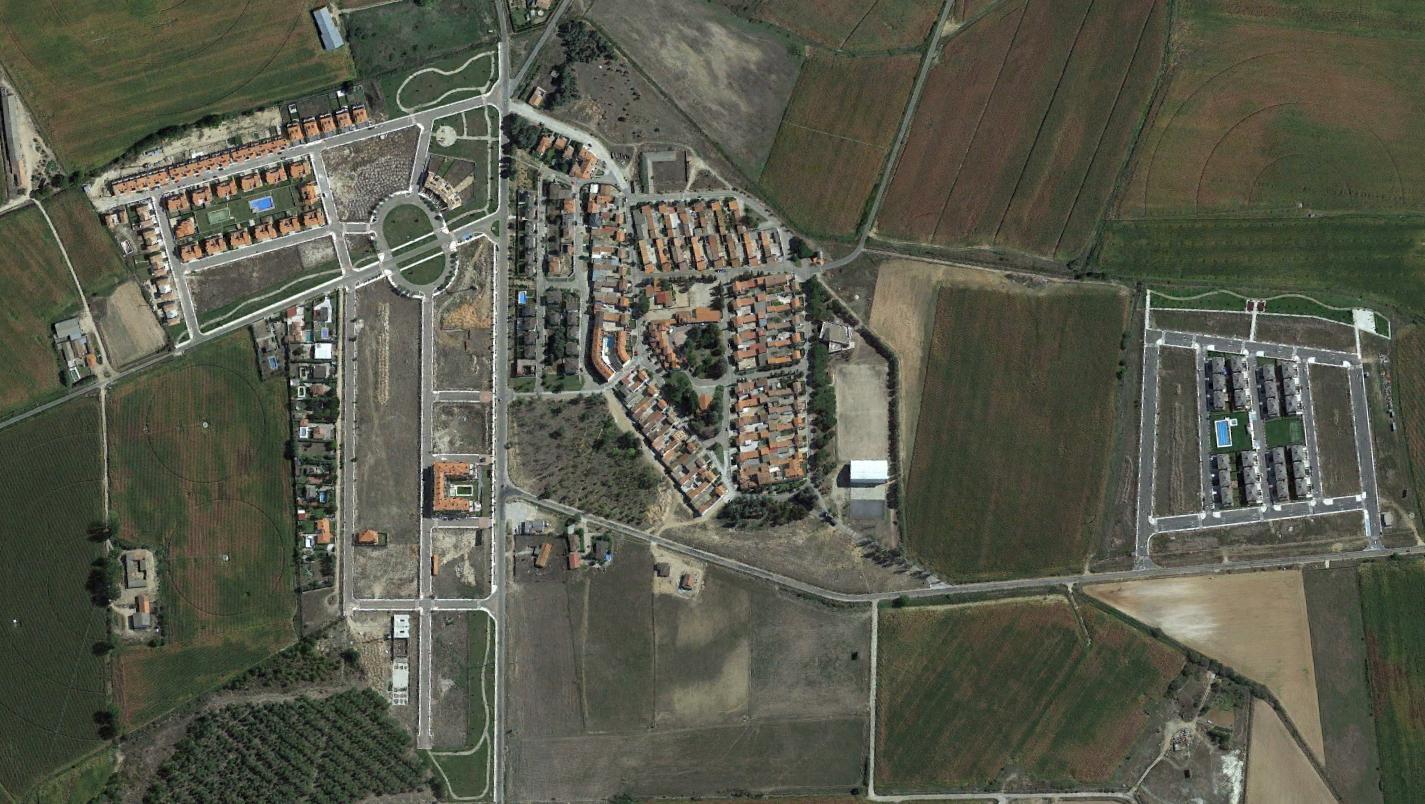 nuevo naharros, salamanca, nuevo pesteburgo, después, urbanismo, planeamiento, urbano, desastre, urbanístico, construcción, rotondas, carretera