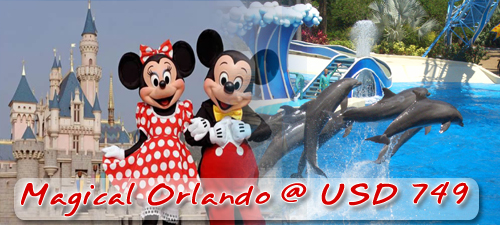 Orlando Florida Vacation Package | by Riya_Travel