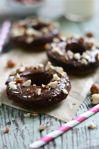 3 ingredient Nutella Doughnuts 1 | by laurenslatest