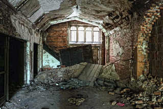 City Methodist Church, Gary, IN - Chicago Photography Center Urbex Class | by RickDrew