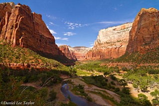 Zion Canyon 2010 • Explored July 30, 2012 | by photoclever.com