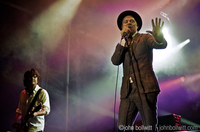 Live At Squamish 2012 - The Tragically Hip