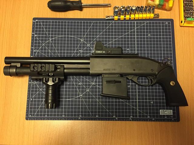 TM M870 Breacher Custom
