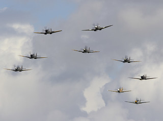 Spitfires | by Bernie Condon