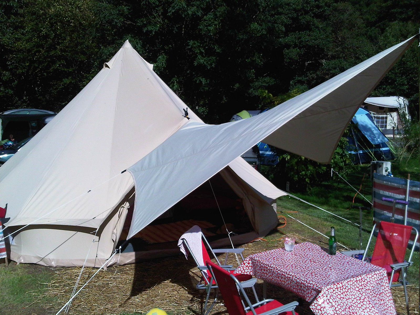 Ours is from Belltent.co.uk not soulpad! & Bell tent recommendation please. u2013 Singletrack Magazine