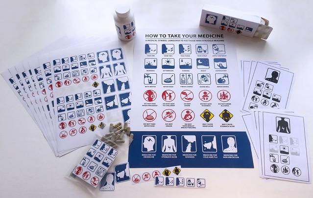 Jonathan Stannard's Medical Symbol Language Kit