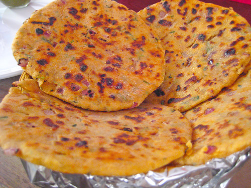 Missi Roti Recipe Photos