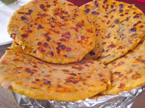 Missi Roti Recipe Photos