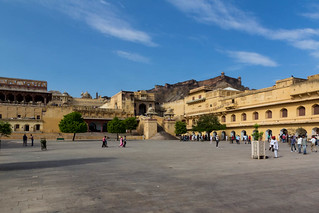 Amer Fort, Rajasthan, India | by andlongoni