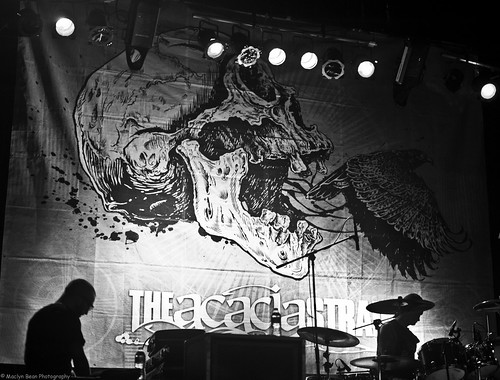 THE ACACIA STRAIN @ TROCADERO THEATER | by maclynbeanphotography