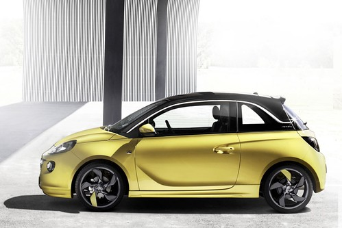 Opel Adam | by Revistadelmotor