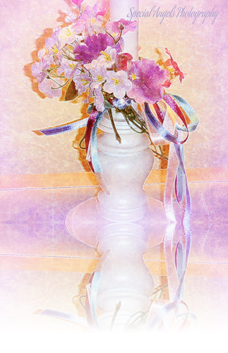 -Reflections-Hand made candle holder | by Tumbleweed Photography~Carol~