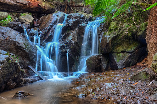 Olinda Falls HDR | by r reeve