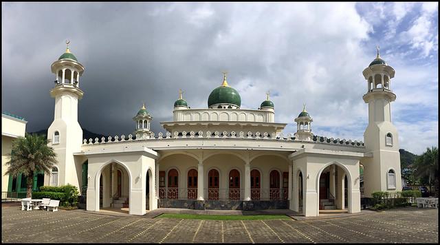 Bang Tao Mosque, Phuket