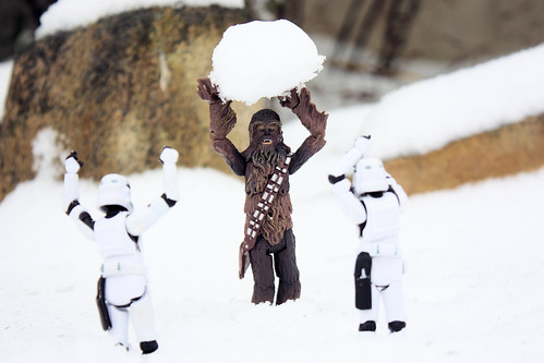 Snowball Fight | by DocChewbacca