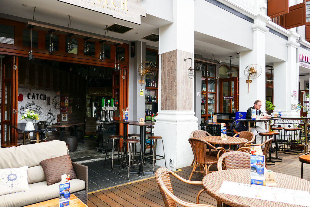 Clarke Quay: Catch Beer & Batter