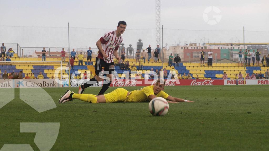 Play off de ascenso a 2ª Div. A. Villarreal CF B 1-1 UD Logroñés. (28/05/2016), Jorge Sastriques