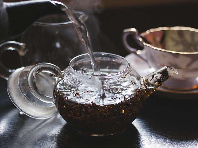 keemun imperial black tea.