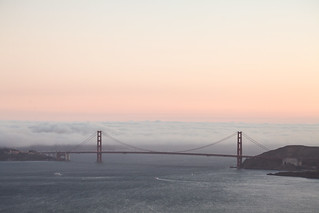 Golden Gate Bridge | by william couch