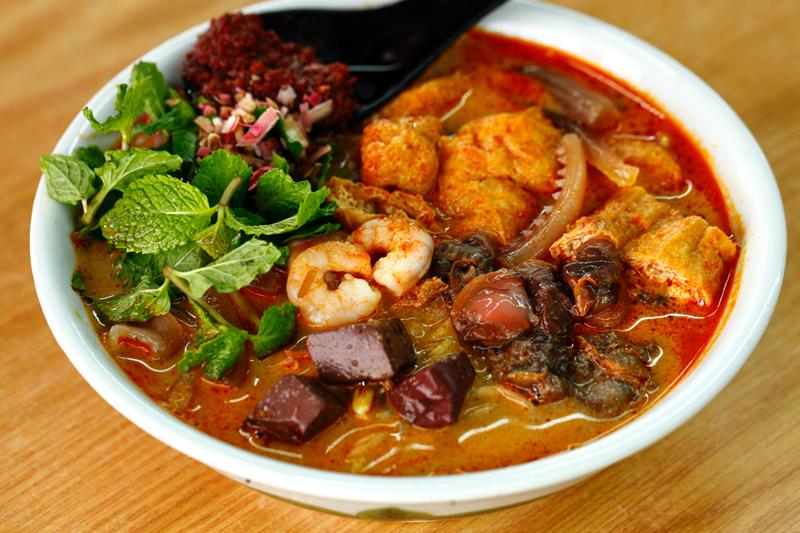 Jia Li Mian Penang Curry Mee