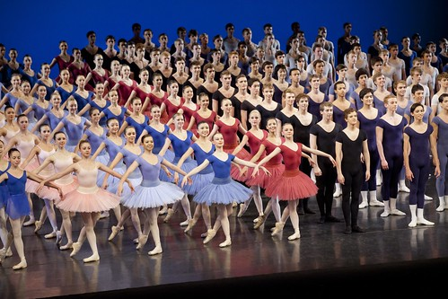 The Royal Ballet School. © Johan Persson/ROH 2011 | by Royal Opera House Covent Garden