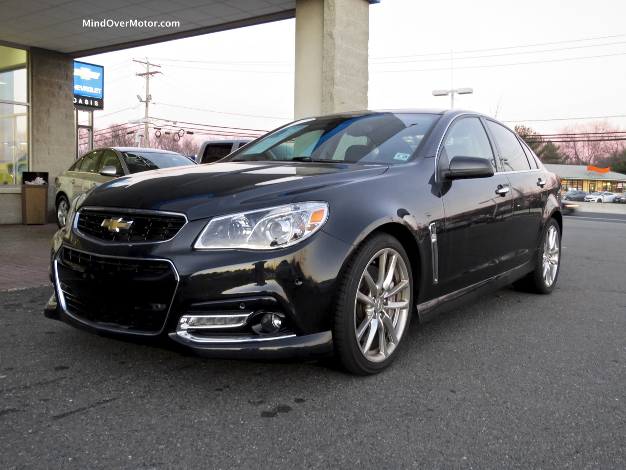 2014 Chevrolet SS Front 2