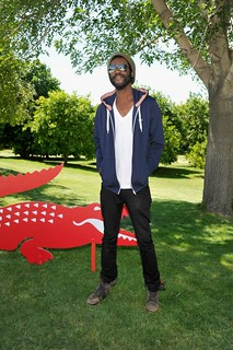 Gary Clark Jr | by Lacoste L!VE