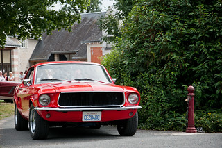 Ford Mustang [Explored] | by BenjiAuto (Ratet B. Photographie)