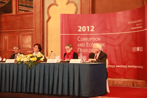 ERF 18th Annual Conference - Panel Plenary Session 2 | by Connect2GDNet