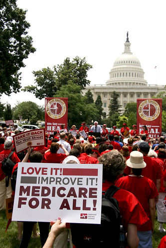 Medicare For All | by National Nurses United
