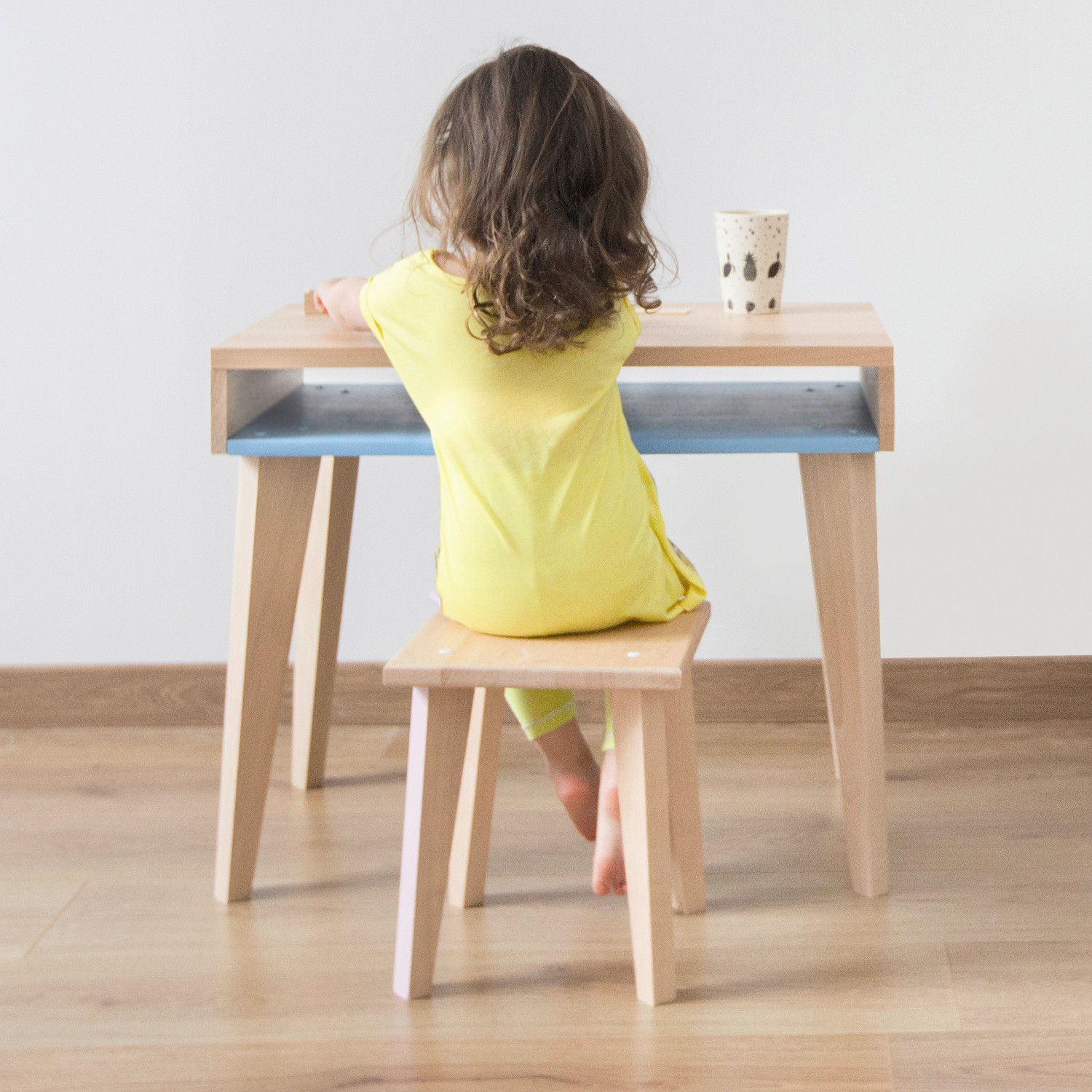 is a young French eco brand designing toys and furniture for children