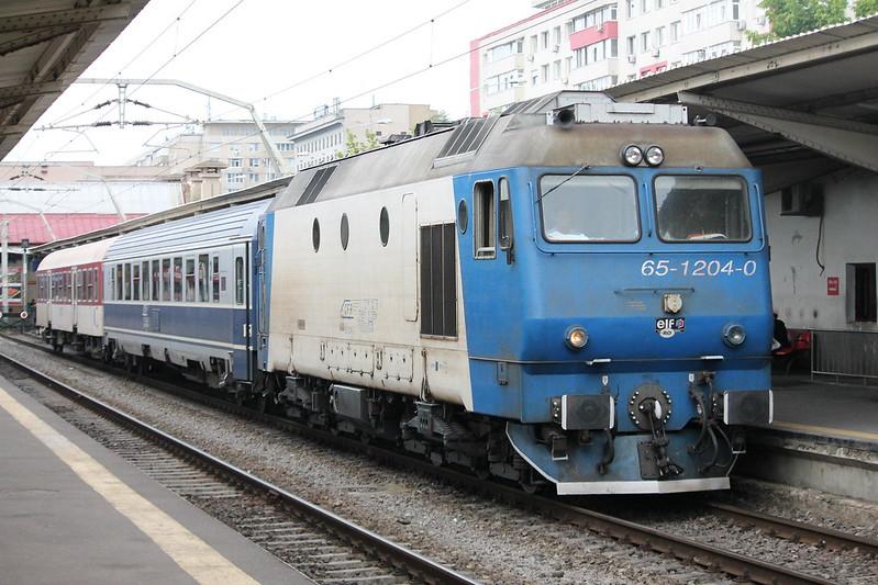 IR461 ROMÂNIA București Nord-Sofia
