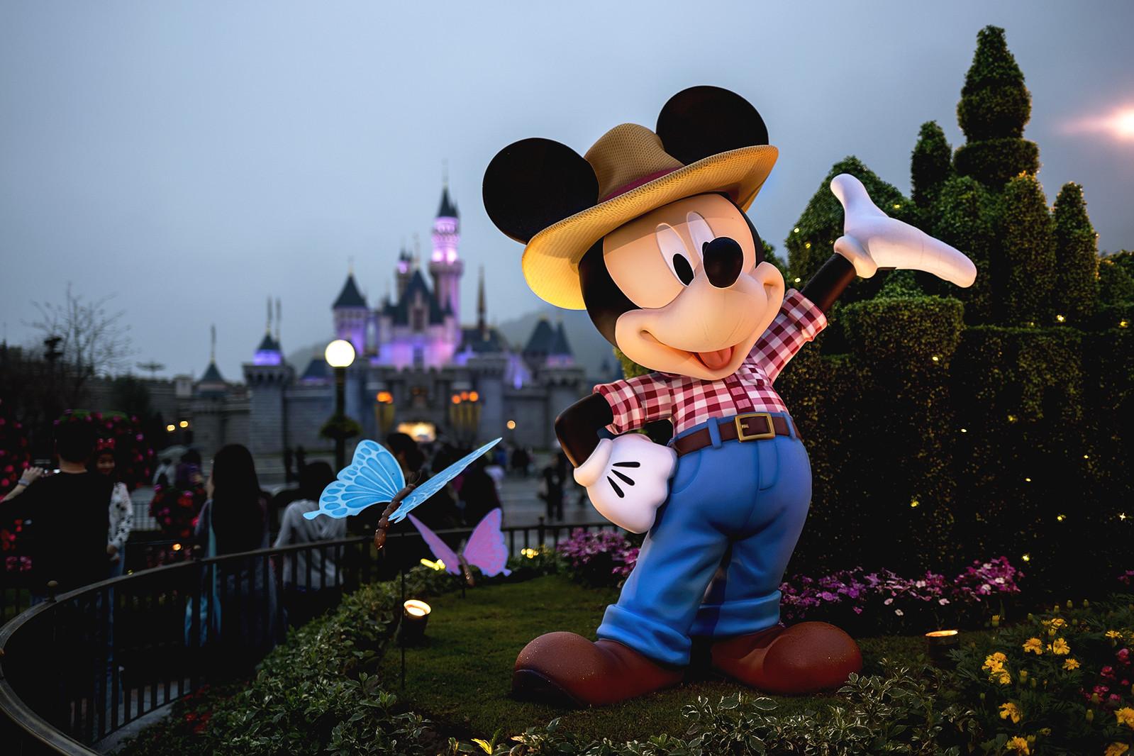 Hong Kong Mickey