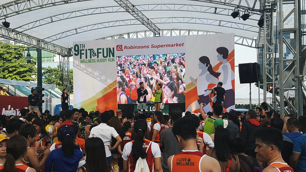 Robinsons Fit & Fun Wellness Run