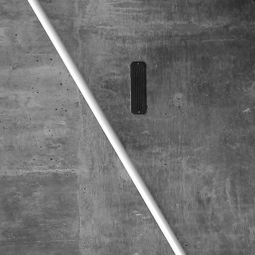 Rule of Thirds #blackandwhite #abstract #industrial #clickthing