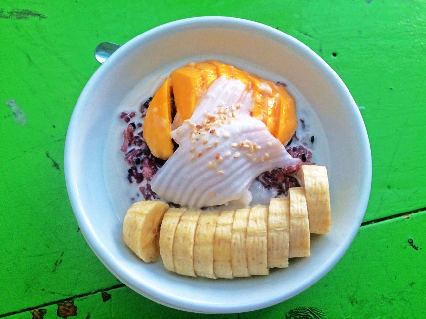 Mango Sticky Rice Special