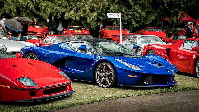 Ferrari Concours d'Elegance 2016