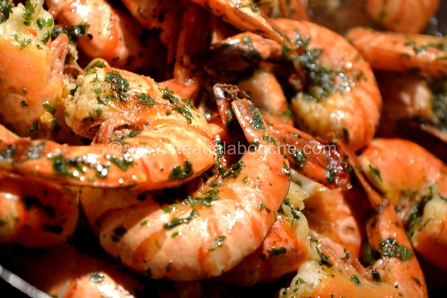 Crevettes à l'Ail © Ana Luthi Tous droits réservés 008