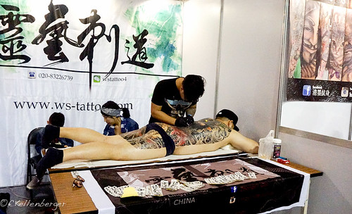 Taiwan's Annual Kaohsiung Tattoo Convention