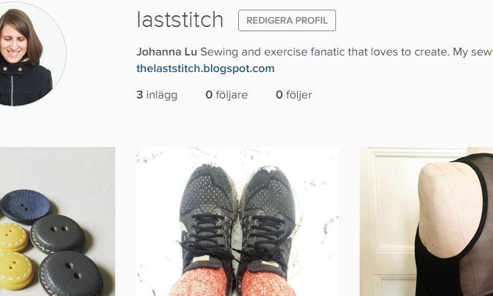 The Last Stitch on Instagram
