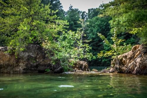 Lake Jocassee Kayaking-104