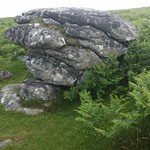 Shovel Stone, Dartmoor