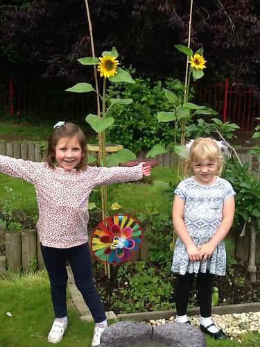 Our Foundation garden!