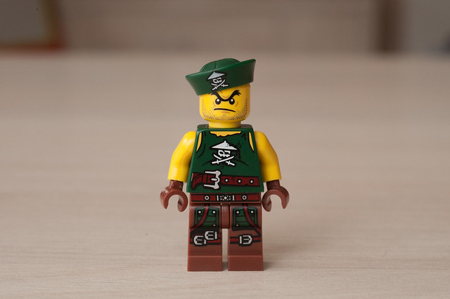 Sky pirate soldier