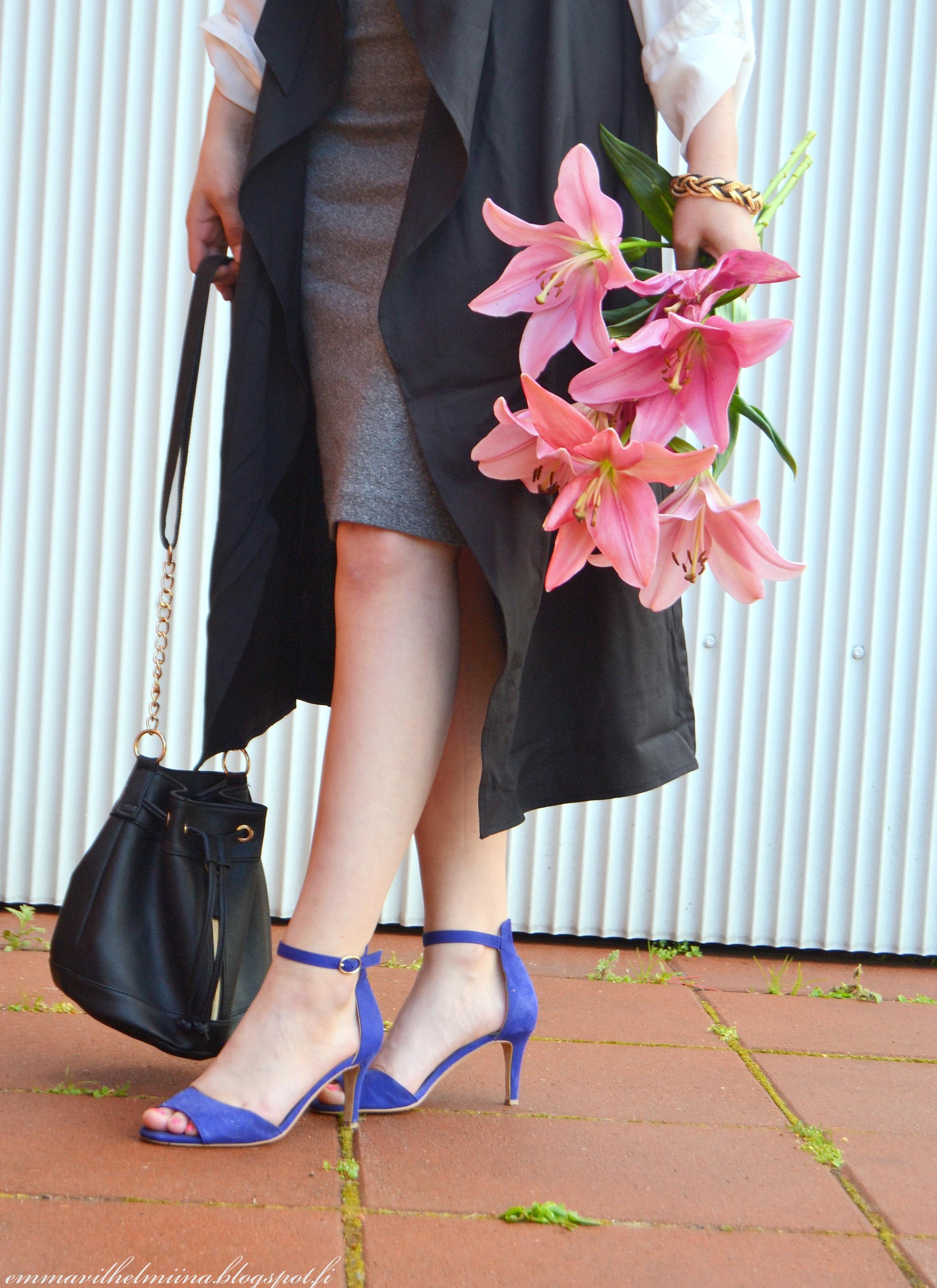 heels & flowers