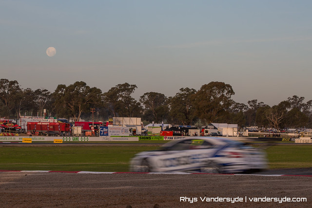 Virgin Australia Supercars at Winton Raceway for 2016